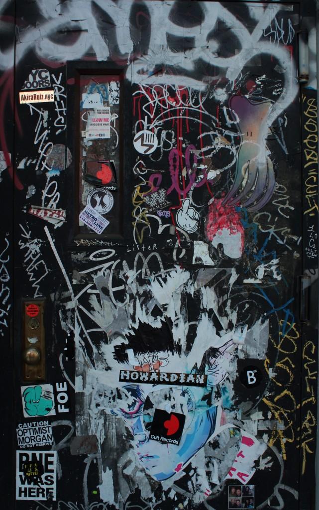 Brooklyn Door 1