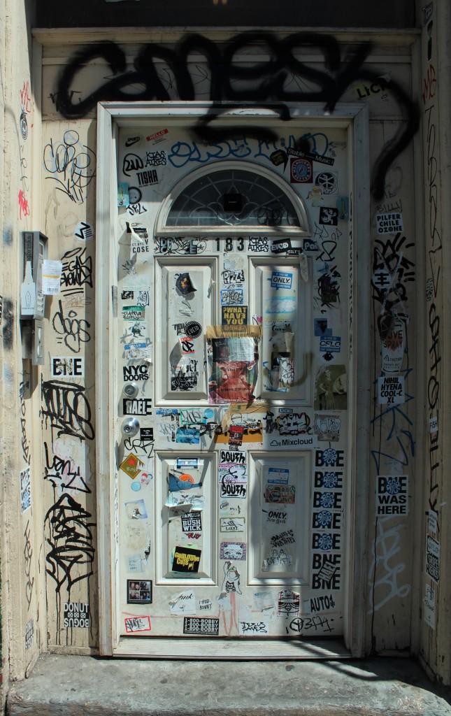 Brooklyn Door 3